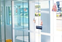 Autoingress Automatic Sliding Door