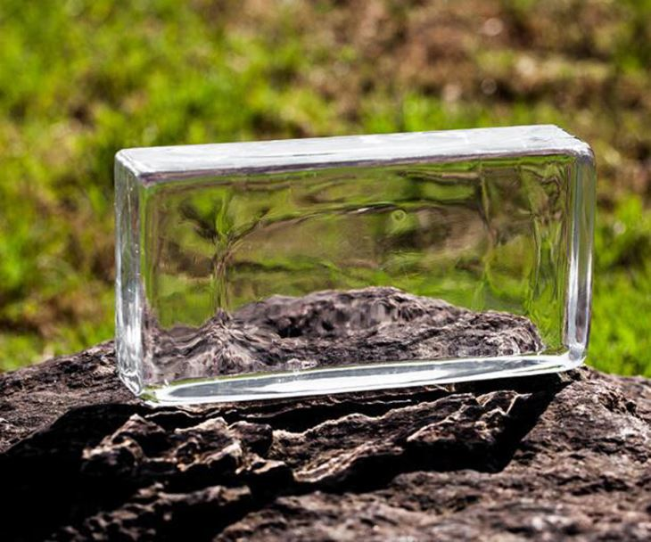 Solid Glass Blocks A New Trend Setter.